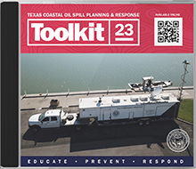 2016 Oil Spill Toolkit DVD