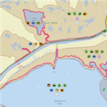 Oil Spill Response Mapping Tool