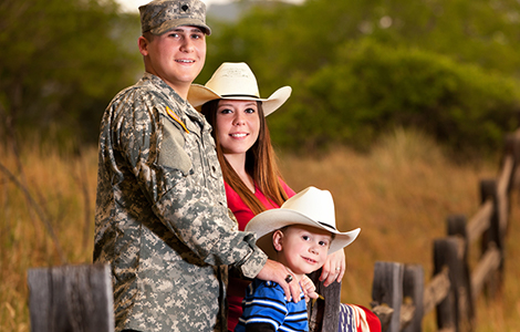The GLO Provides Benefits To Texas Veterans